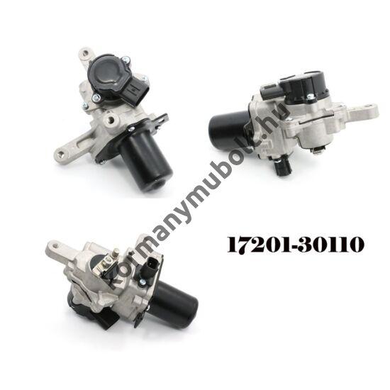 Toyota Hilux Elektromos Turbónyomás Szabályzó 17201-30110